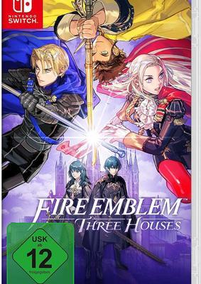 """Wir verlosen zweimal das Videospiel """"Fire Emblem: Three Houses"""" für Nintendo Switch!"""
