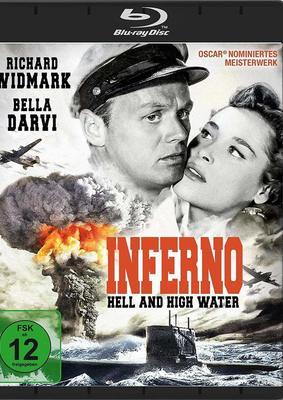 """Der drohende dritte Weltkrieg: Wir verlosen den Abenteuer-Klassiker """"Inferno (Hell and High Water)"""" auf BD"""