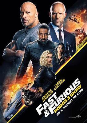"Fest anschnallen: Wir verlosen 2 Fanpakete zum Actionknaller ""Fast & Furious: Hobbs & Shaw"""