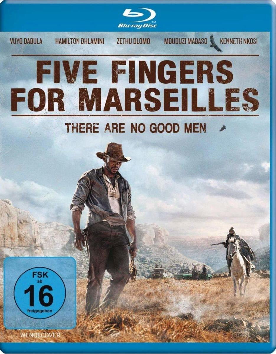 "There are no good Men: Wir verlosen den Neo-Western ""Five Fingers for Marseille"" auf BD"
