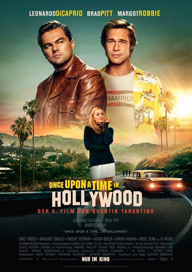 """Der neue Film von Quentin Tarantino: Wir verlosen zum Start von """"Once Upon a Time... in Hollywood"""" ein Fan-Paket"""