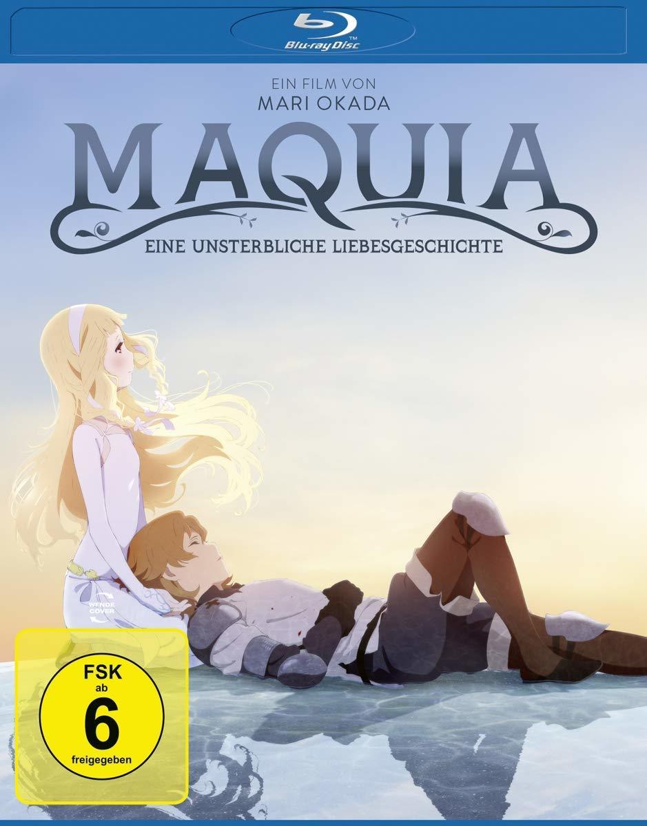 """Ein Film über die Schönheit der Vergänglichkeit: Wir verlosen """"Maquia - Eine unsterbliche Liebesgeschichte"""" auf BD"""