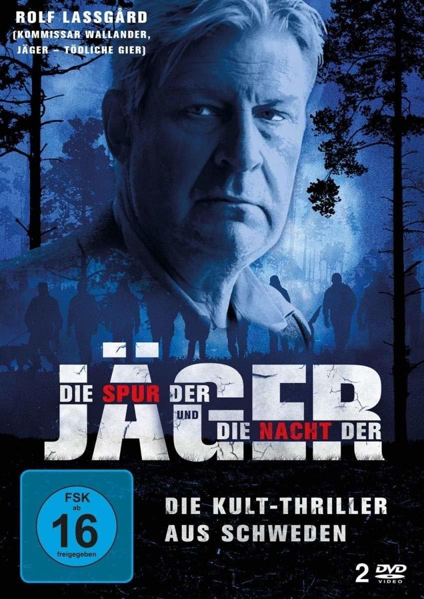 """Die Kult-Thriller aus Schweden: Wir verlosen Die Jäger-Box mit """"Die Spur der Jäger"""" & """"Die Nacht der Jäger"""" auf DVD"""