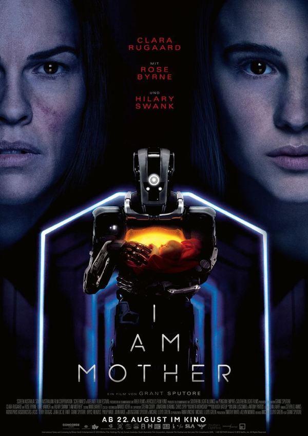 """Mutti ist die Beste... und ein Roboter: Wir verlosen Freikarten mit Poster zu """"I Am Mother"""""""