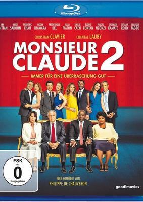 """Auch das Sequel war ein Erfolg: Wir verlosen """"Monsieur Claude 2"""" auf BD"""
