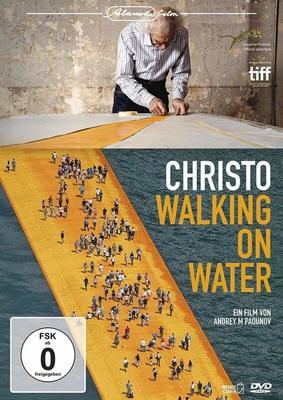 """Achtung: Kunst - Wir verlosen die Doku """"Christo - Walking on Water"""" auf DVD"""