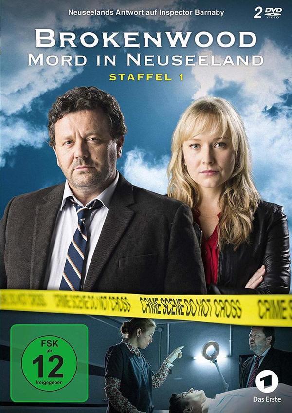 """Mehr als nur Schafe und """"Der Herr der Ringe"""": Wir verlosen Staffel 1 von """"Brokenwood - Mord in Neuseeland"""" auf DVD"""