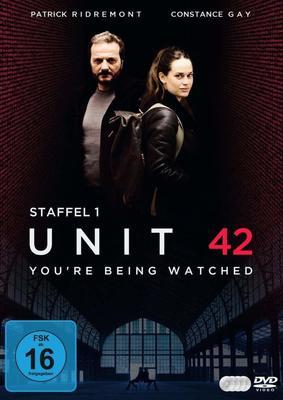 """Top-Spannung aus Belgien: Wir verlosen Staffel eins von """"Unit 42"""" auf DVD und BD"""