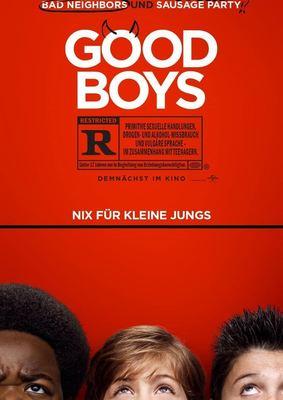 """Boys just wanna have fun: Wir verlosen zum Start von """"Good Boys"""" die Poster zum Film"""