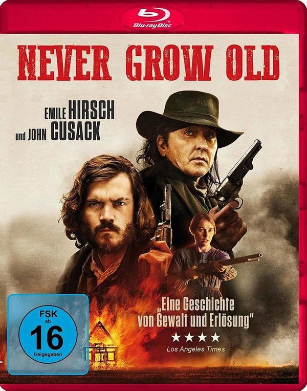 """Zwischen Gewalt und Erlösung: Wir verlosen den Western """"Never Grow Old"""" auf BD"""