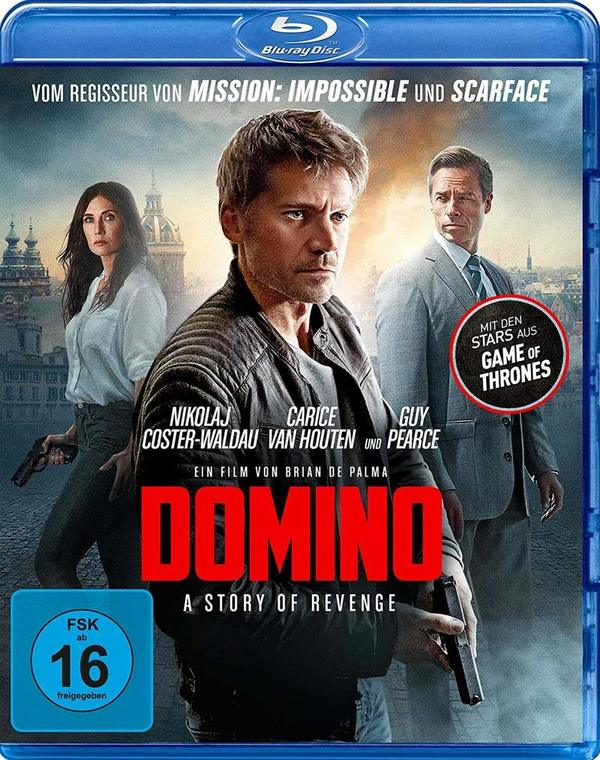"""Ein tödliches Katz-und-Maus-Spiel: Wir verlosen den Thriller """"Domino - A Story of Revenge"""" auf BD"""