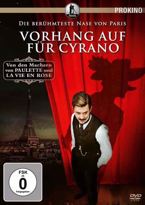 """Die berühmteste Nase von Paris: Wir verlosen den überraschenden """"Vorhang auf für Cyrano"""" auf DVD"""