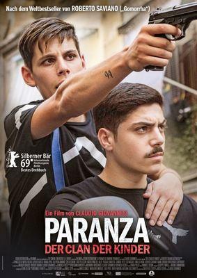 """Im Sog des Verbrechens: Wir verlosen zum Start von """"Paranza - Der Clan der Kinder"""" die BD von """"Gomorrha"""""""