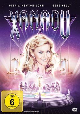 """Eine schillernde Zeitreise: Wir verlosen den Klassiker """"Xanadu"""" auf DVD"""