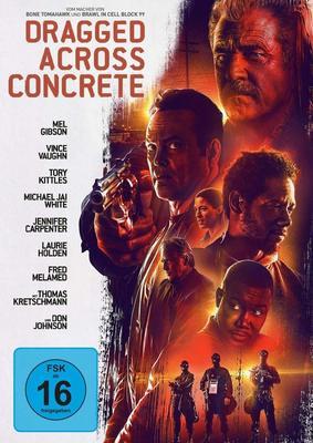 """In der Finsternis: Wir verlosen den Geheimtipp """"Dragged Across Concrete"""" auf DVD oder BD"""