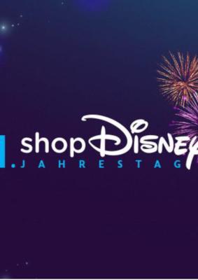 Happy Birthday: Zum 1. Geburtstag von shopDisney.de verlosen wir ein tolles Fan-Paket
