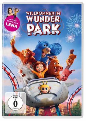 """Wo Träume wahr werden: Wir verlosen die spaßige Abenteuer-Achterbahnfahrt """"Willkommen im Wunder Park"""" auf DVD"""