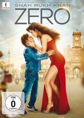 """Der neue Bollywood Kracher: Wir verlosen die Komödie """"Shah Rukh Khan: Zero"""" auf DVD oder BD"""