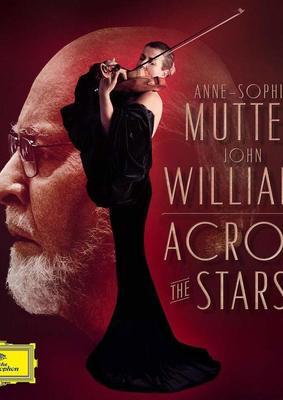 """Für Musikliebhaber: Wir verlosen """"Across the Stars"""" von Anne-Sophie Mutter und John Williams auf Vinyl"""