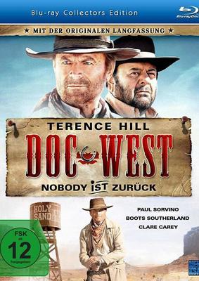 """Zwei Fäuste sind zurück: Wir verlosen """"Doc West - Nobody ist zurück"""" (Collectors Edition) auf BD"""