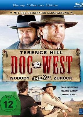 """Zwei Fäuste schlagen wieder zu: Wir verlosen """"Doc West - Nobody schlägt zurück"""" (Collectors Edition) auf BD"""