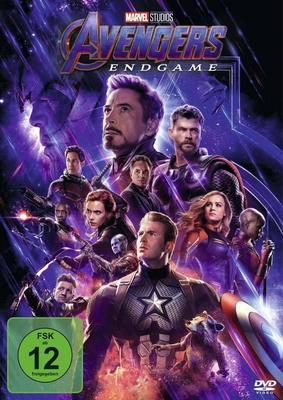 """Die finale Schlacht: Wir verlosen zum Heimkinostart von """"Avengers: Endgame"""" den Film auf DVD oder BD sowie das Poster"""