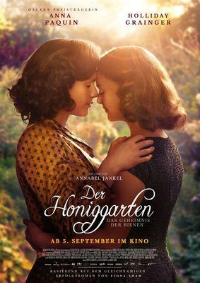 """Nach dem Roman von Fiona Shaw: Wir verlosen zum Start von """"Der Honiggarten - Das Geheimnis der Bienen"""" ein Fan-Paket"""