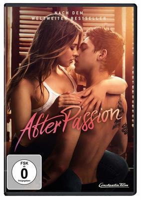 """Nach dem Bestseller von Anna Todd: Wir verlosen zum Heimkinostart von """"After Passion"""" tolle Fan-Pakete"""