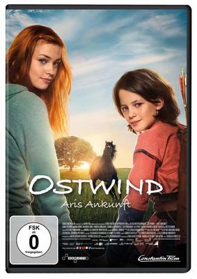 """Das nächste Abenteuer wartet schon: Wir verlosen """"Ostwind - Aris Ankunft"""" auf DVD"""