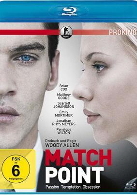 """Passion und Obsession: Wir verlosen den Woody Allen Klassiker """"Match Point"""" auf BD"""
