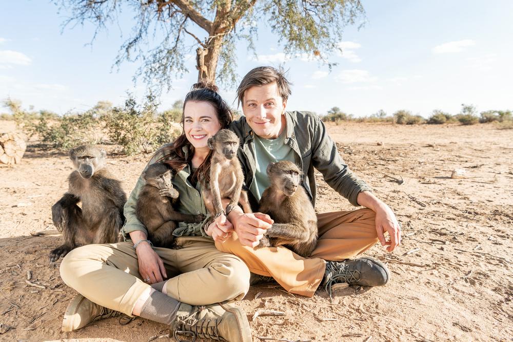 """Der Herbst wird tierisch wild und witzig: Wir verlosen zum Start der neuen Disney Channel Serie """"Tierduell"""" ein Fan-Paket"""