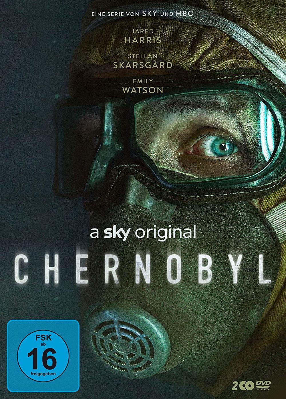 """3.6 Röntgen nicht großartig, nicht schrecklich: Wir verlosen die herausragende Drama-Mini-Serie """"Chernobyl"""" auf DVD oder BD"""