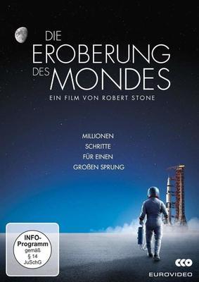 """Millionen Schritte für einen großen Sprung: Wir verlosen die Dokumentation """"Die Eroberung des Mondes"""" sowie den Mondkalender 2020"""
