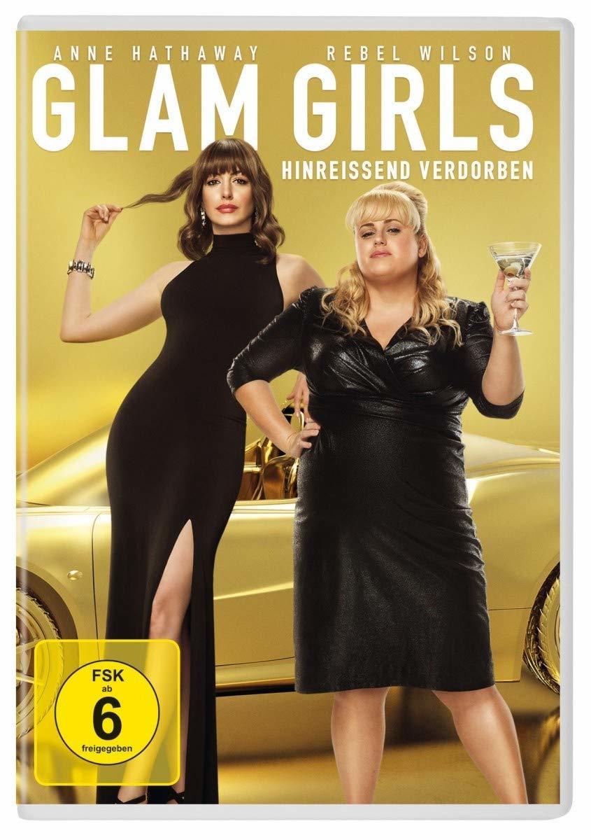 """Bling-Bling: Wir verlosen die Komödie """"Glam Girls - Hinreissend Verdorben"""" auf DVD"""
