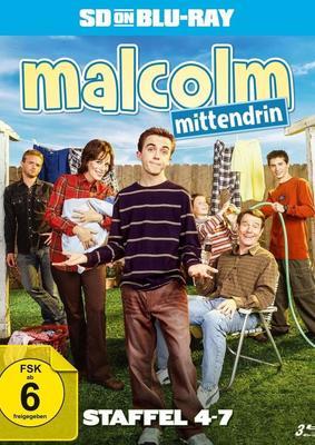 """Spaßiges Familien-Chaos und absoluter Kult: Wir verlosen """"Malcolm mittendrin"""" - Staffel 4-7 als SD on BD"""