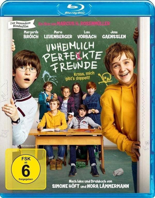 """Doppelgänger: Wir verlosen den Familien-Spaß """"Unheimlich perfekte Freunde"""" auf BD"""