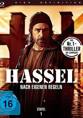 """Nach den Büchern von Olov Svedelid : Wir verlosen die Cop-Thriller-Serie """"Hassel"""" auf BD"""