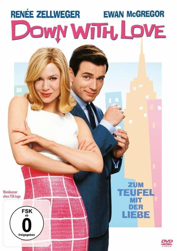 """Zum Teufel mit der Liebe: Wir verlosen den Kultfilm """"Down With Love"""" auf DVD"""