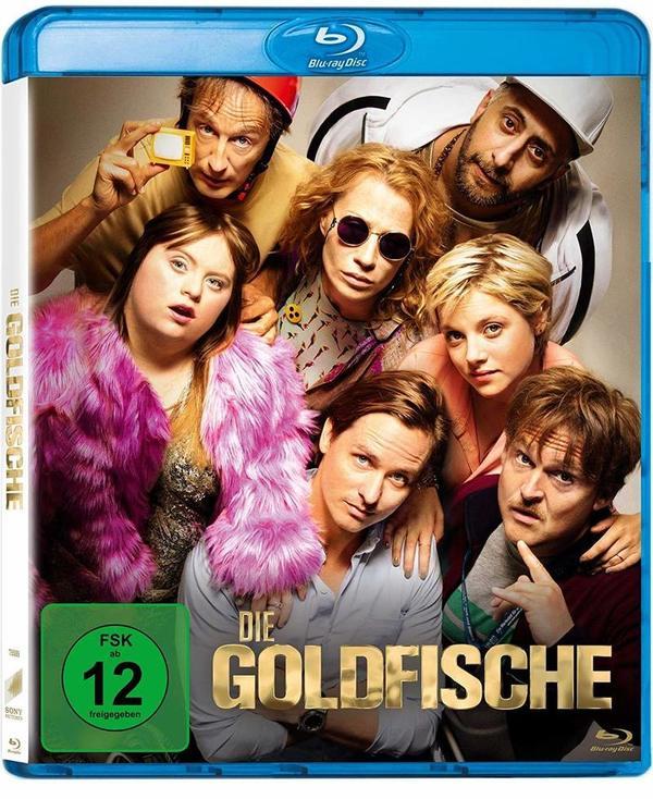 """Krachender Humor aus Deutschland: Wir verlosen die Komödie """"Die Goldfische"""" auf BD"""