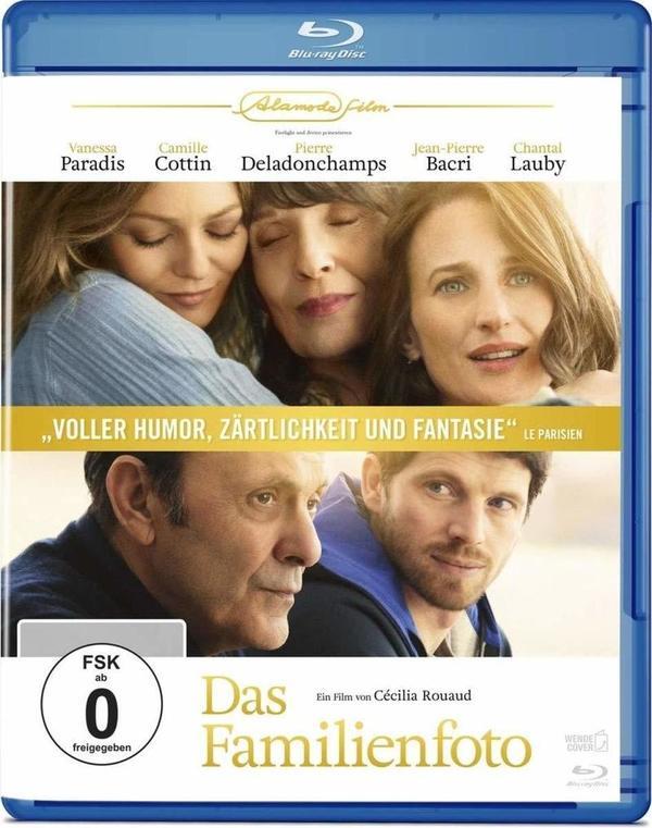 """Pures Familienchaos: Wir verlosen die gefühlvolle Komödie """"Das Familienfoto"""" auf BD"""