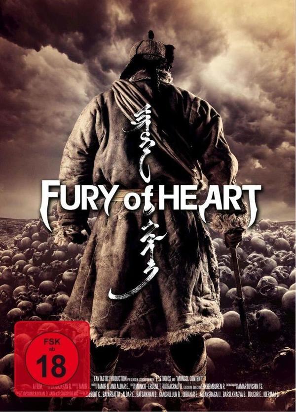 """Episches Kino aus der Mongolei: Wir verlosen den epischen """"Fury of Heart"""" auf DVD und BD"""