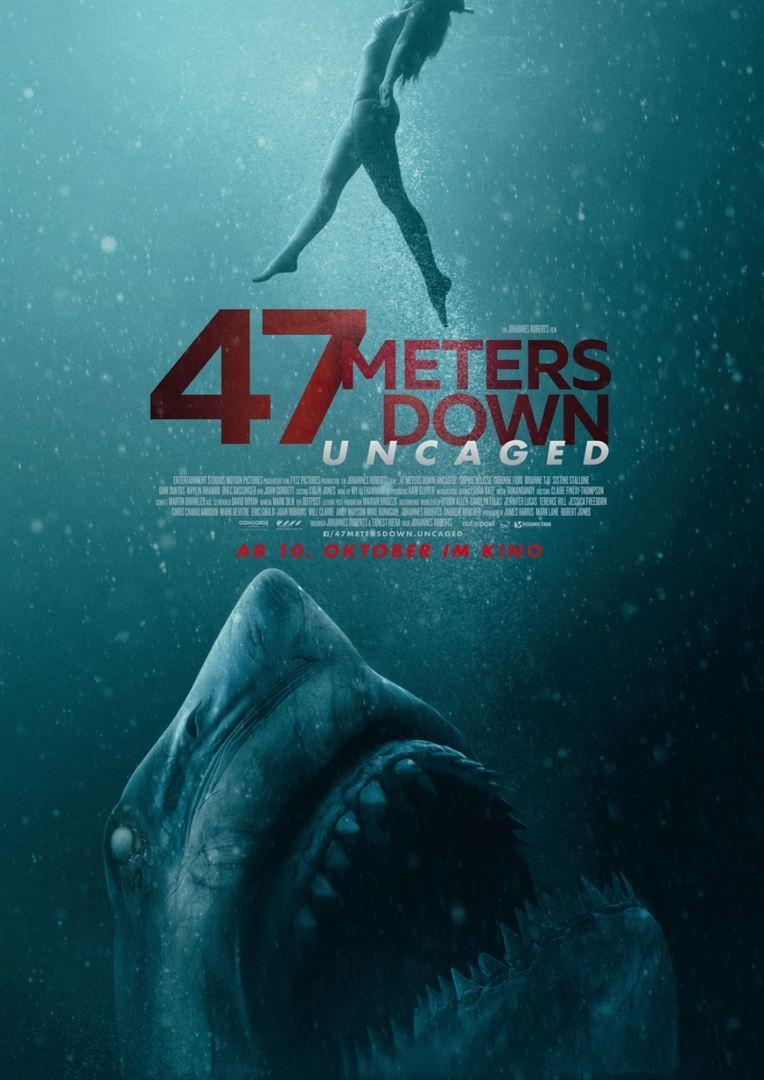 """Schwimmen mit Haien: Wir verlosen Freikarten zu """"47 Meters Down: Uncaged"""""""