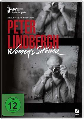 """Fotokunst: Wir verlosen """"Peter Lindbergh - Women's Stories"""" auf DVD"""