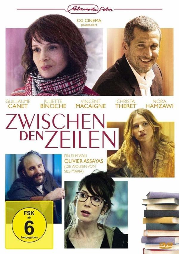 """Fans von Juliette Binoche aufgepasst: Wir verlosen """"Zwischen den Zeilen"""" auf DVD"""