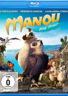 """Ein kleiner Mauersegler erobert die Herzen: Wir verlosen das Abenteuer """"Manou flieg' flink!"""" auf BD"""