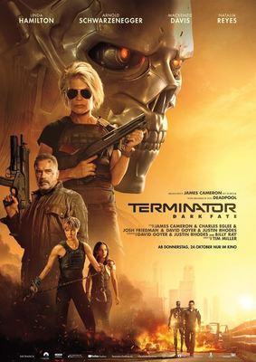 """Judgement Day: Wir verlosen zum Start von """"Terminator: Dark Fate"""" ein tolles Fan-Paket"""