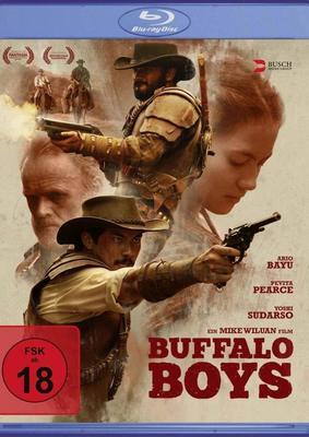"""Für die Gerechtigkeit: Wir verlosen das Action-Fest """"Buffalo Boys"""" auf BD"""