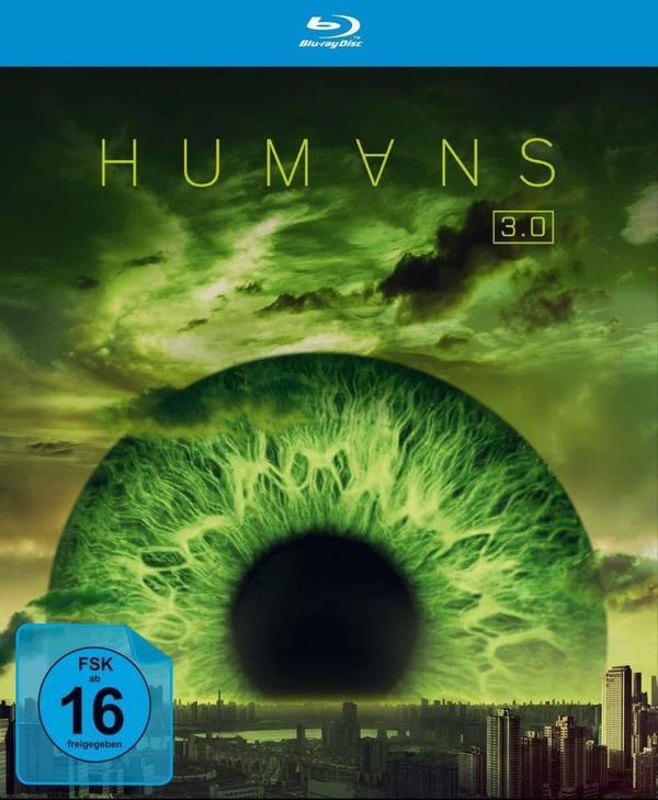 """Was ist Menschlichkeit: Wir verlosen die dritte Staffel zur Sci-Fi-Serie """"Humans"""" auf BD"""