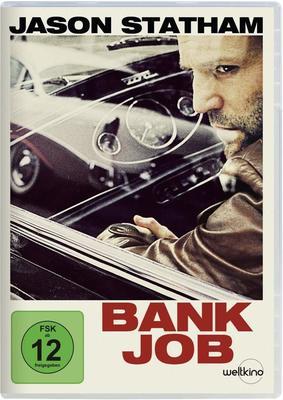"""Britisch und schlagkräftig: Wir verlosen den Jason Statham Actioner """"Bank Job"""" auf DVD oder BD"""