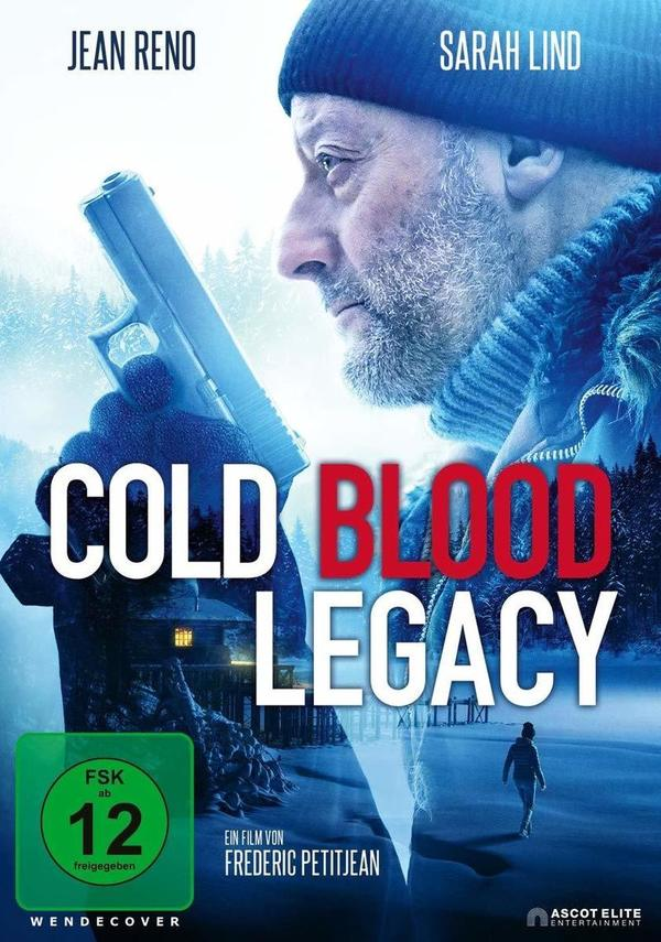 """Retter wider Willen: Wir verlosen den Jean Reno Action-Thriller """"Cold Blood Legacy"""" auf DVD oder BD"""